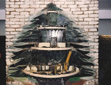 Cedar Tree Fountain