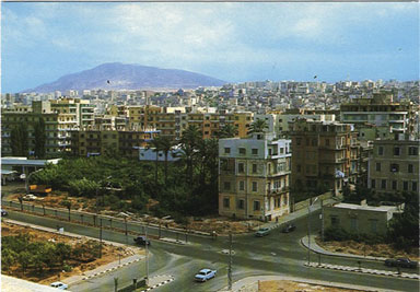 Tripoli, Lebanon: General View