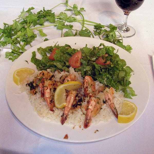 Tripoli Shrimp